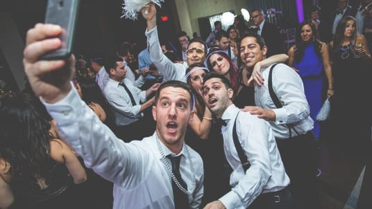 home galas img - Wedding Band or DJ? A Look at the Most Important Issues to Think About