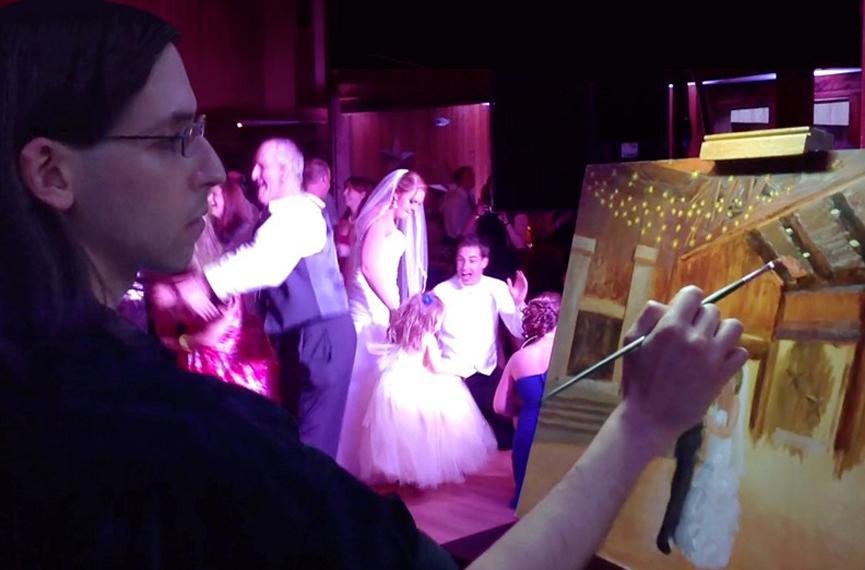 109 1 - Anthony Galati Live Event Painter