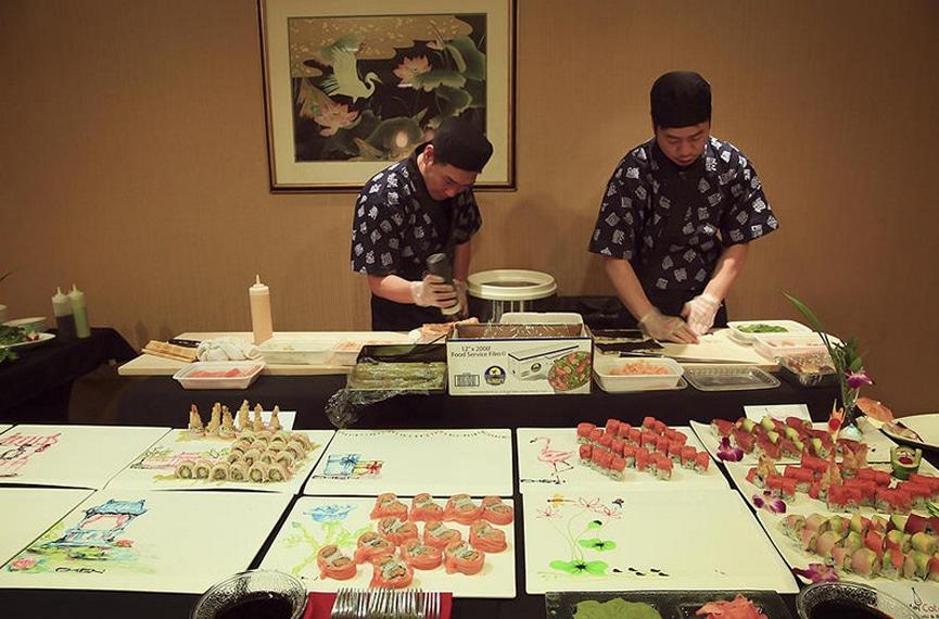 139 - Sushi at One Atlantic