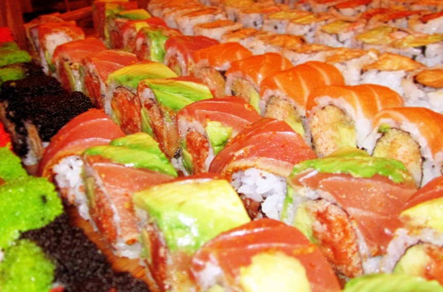 141 - Sushi at One Atlantic