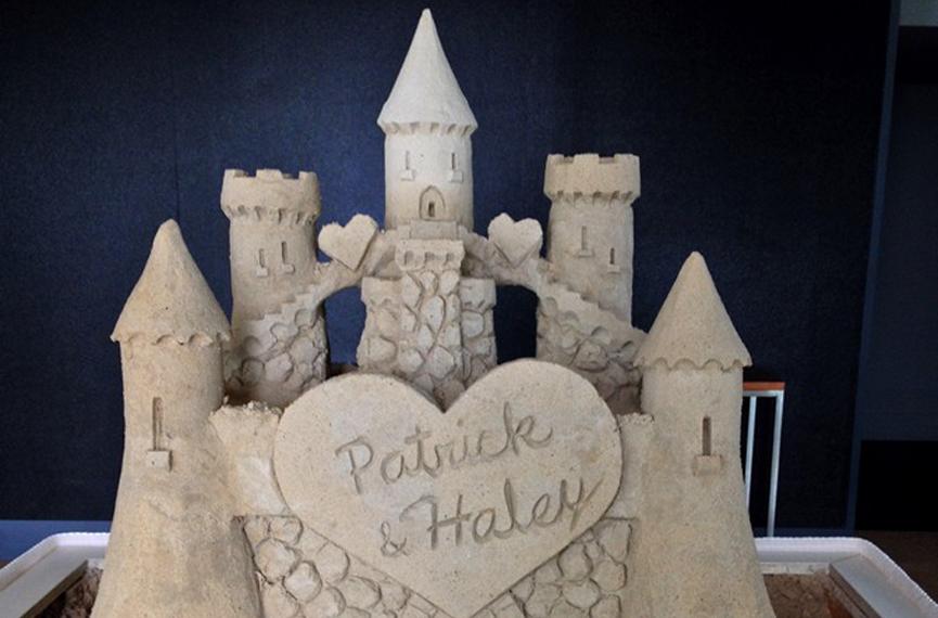 155 - Matt Deibert Sand Sculptures