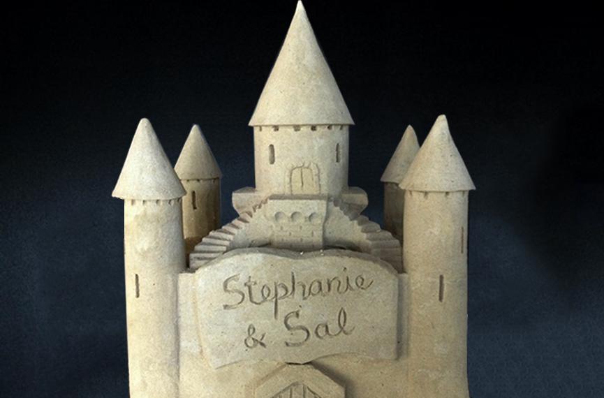 159 - Matt Deibert Sand Sculptures