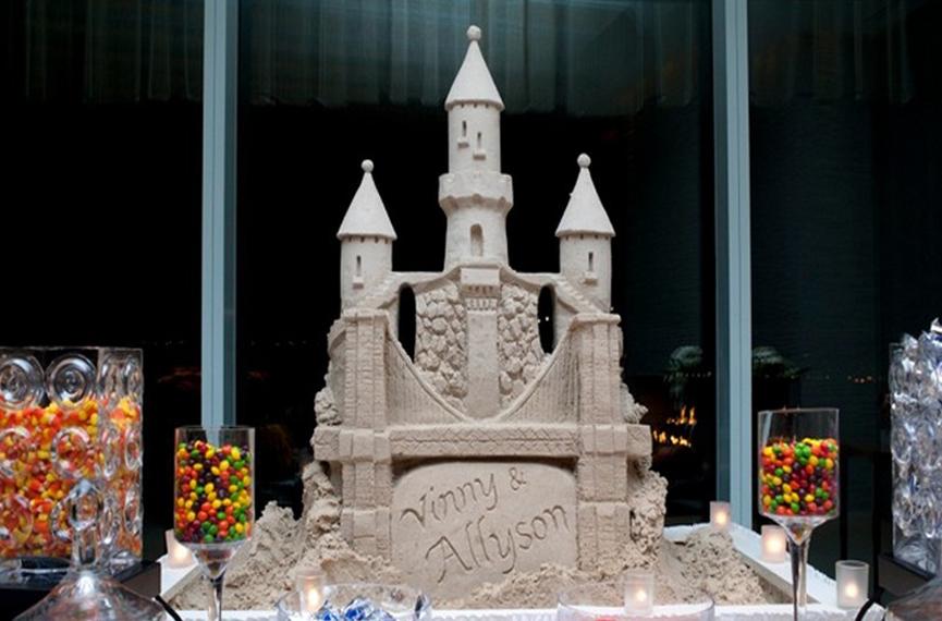 160 - Matt Deibert Sand Sculptures