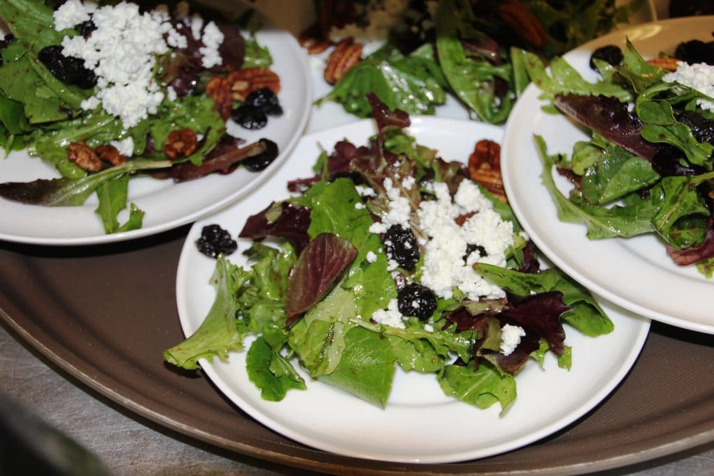 3 OA Fall Winter Mixed Greens Salad with Goat Cheese 1024x683 - Entrees