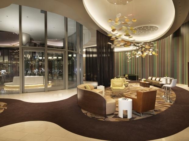 Lobby Living Rooms - Ocean Resort Casino