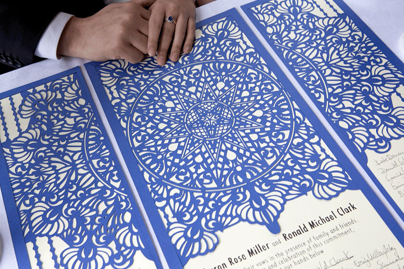 damara wedding - Damara Does Design